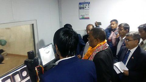 पोखराको पश्चिमाञ्चल क्षेत्रीय अस्पतालमा एमआर आई सेवा शुरु