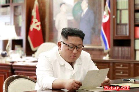 चिनियाँ राष्ट्रपति उत्तर कोरिया पुगेलगत्तै ट्रम्पले किमलाई पत्र पठाए