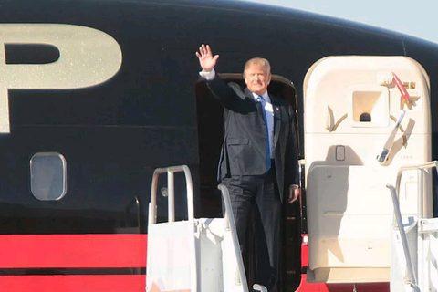 अमेरिकी राष्ट्रपति ट्रम्प बेलायतको राजकीय भ्रमणमा