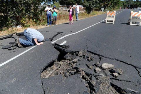 अमेरिकाको क्यालिफोर्नियामा शक्तिशाली भूकम्प