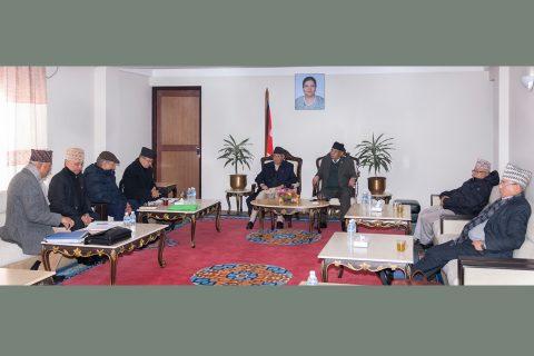नेकपाको  निर्णय : ३ नम्बर प्रदेशको  नाम बाग्मती, केन्द्र हेटौंडा