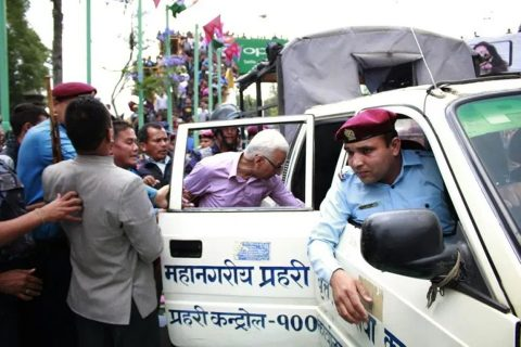 बैद्य नेतृत्वको माओवादीका उपाध्यक्ष गजुरेलसहित करिब एक दर्जन काठमाडौंबाट पक्राउ