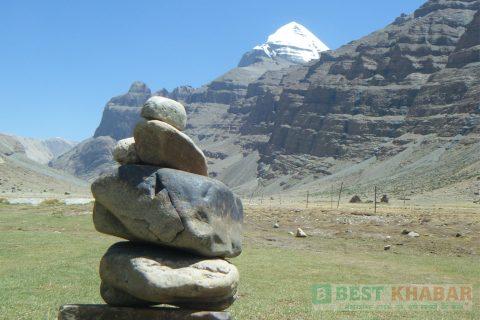 आहा ! कैलाश पर्वत