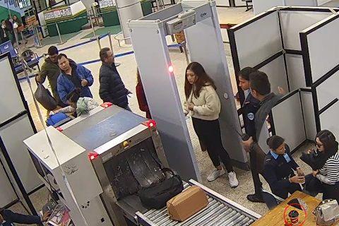 आस्था राउत एयरपोर्ट काण्ड : कफिको कप लिएर विमानस्थलको चेकिङ्गसम्म पुगेपछिको  लफडा (भिडियोसहित)