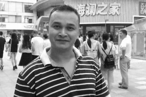 दोलखाका खड्काको चीनमा निधन