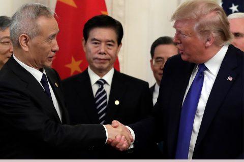 अमेरिका–चीनबीच नयाँ व्यापार सम्झौता