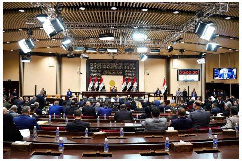 विदेशी सैनिकलाई तत्काल देश छाड्न इराकी संसदको निर्देशन