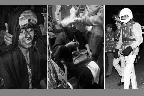 भारतमा जवाहरलाल नेहरू विश्वविद्यालयका विद्यार्थीहरुमाथि सांघातिक हमला, दर्जनौं विद्यार्थी घाइते (भिडियोसहित)