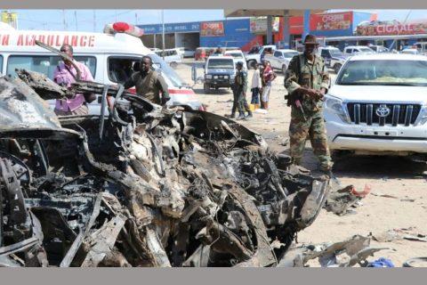 केन्यामा इस्लामिक लडाकूको आक्रण, १ अमेरिकी सैनिकसहित ३ को मृत्यु