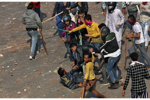 दिल्लीमा दंगा : २४ ले गुमाए ज्यान, प्रदर्शन थप हिंसात्मक बन्दै