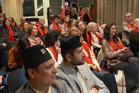 इटलीको मिलानमा भ्रमण वर्ष २०२० सम्बन्धी  कार्यक्रम