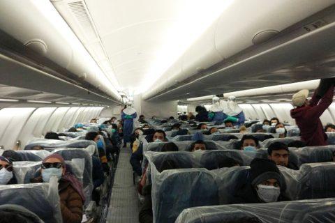 १७५ जनाको जम्बो टोली लिएर उड्यो चीनबाट राष्ट्रिय ध्वजाबाहक विमान, ६ जना उतै रोकिए