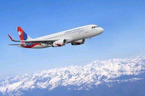 कोरोना नियन्त्रणसम्बन्धी अत्यावश्यकीय सामग्री लिएर चीनबाट नेपाल एयरलाईन्सको विमान आज मध्यरातमा काठमाडौं आइपुग्दै