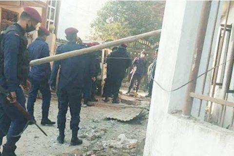 गोकुल बास्कोटाको भक्तपुरको घरमा बम विस्फोटमा विप्लब समूहको संलग्नता (पर्चासहित)