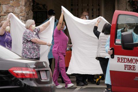अमेरिकामा पनि फैलँदै कोरोना, वासिंटनमा मात्रै ६ जनाको मृत्य, ७ गम्भीर