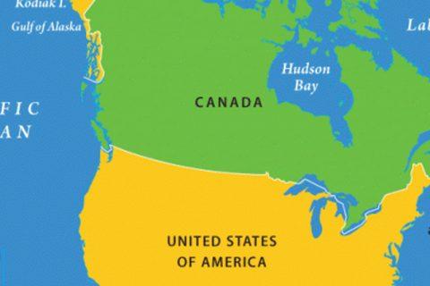 कोरोनाको प्रकोप रोक्न क्यानडा र अमेरिकाबीचको सीमा नाका बन्द