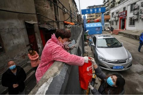 चीनमा कोरोनाबाट ज्यान गुमाउनेको संख्या ह्वात्तै घट्यो, पछिल्लो २४ घण्टामा मृतकको संख्या सून्य