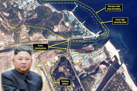 उत्तर कोरियाली राष्ट्रपति सकुशल रहेको दक्षिण कोरियाका सरकारी अधिकारीको दाबी !