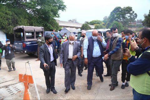 पूर्वप्रधानमन्त्री डा. बाबुराम भट्टराई विरुद्ध साइबर अपराधको उजुरी