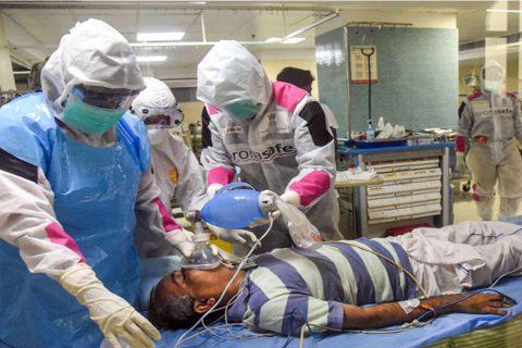 भारतमा शनिबार हालसम्मकै सबैभन्दा धेरै संक्रमित भेटिए, मृतको संख्या २८ सय नाघ्यो