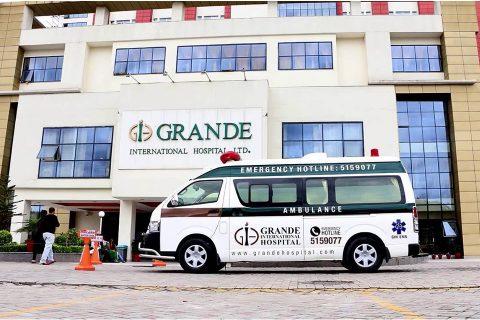 काठमाडौंको ग्राण्डी अस्पतालका कर्मचारीसहित थप ३२ मा कोरोना