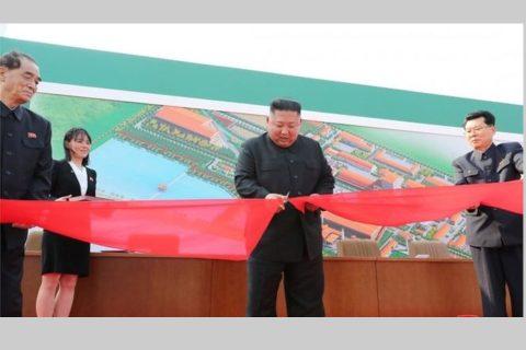 आफ्ना बारेमा चलेका निराधार हल्ला चिर्दै १८ दिनपछि झुल्किए उत्तर कोरियाली राष्ट्रपति किम