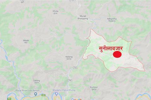नेपालमा भूकम्पको धक्का : धादिङ्को सुनौलाबजार केन्द्रबिन्दु
