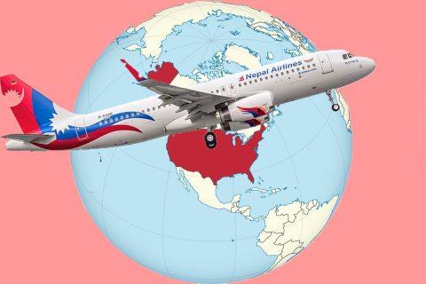 झण्डै साढे ६ सय नेपाली अमेरिकाबाट नेपाल फर्कन तयार, उद्दारका लागि सरकारसँग एनआरएनएको आग्रह