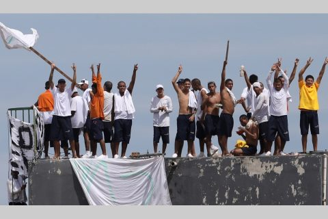 जेलमा भएको झडपमा परी भेनेजुयलामा ४७ कैदीको मृत्यु, दर्जनौं घाइते