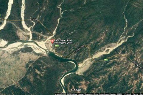 मध्यरातमा बाँकेको जंगलमा भयानक दुर्घटना, १२ को मृत्यु, २१ घाइते