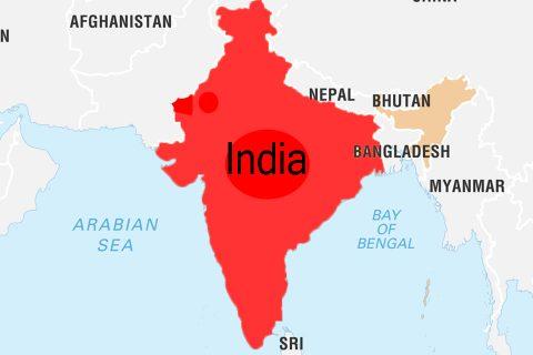 भारत बन्यो विश्वको तेश्रो कोरोना प्रभावित मुलुक, एकैदिन भेटिए करिब २४ हजार संक्रमित