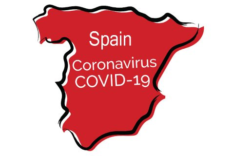 युरोपेली मुलुक स्पेनमा फेरि बढ्दै कोरोना संक्रमित