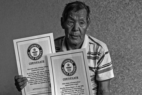 ७२ वर्षमा ब्रह्मलीन भए 'हिम चितुवा' शेर्पा
