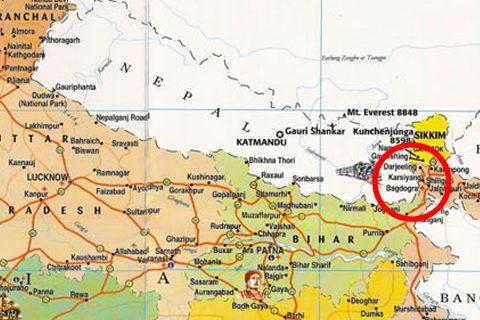 पूर्वी नेपालमा भूकम्पको धक्का, केन्द्रविन्दु भारत