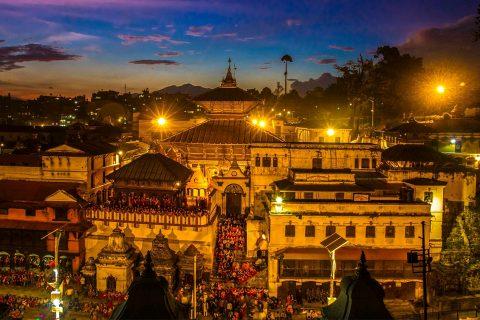 ९  महिनादेखि भक्तजनका लागि बन्द पशुपतिनाथको मन्दिर पुस १ देखि खुल्ला गरिँदै