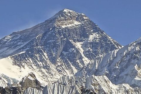 New Height of Mount Everest 8848.68 metres