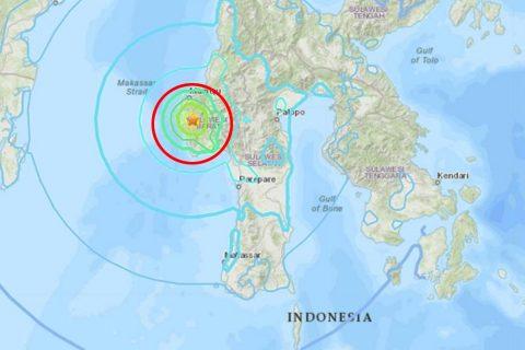 इन्डोनेसियामा शक्तिशाली भूकम्प : दर्जनौको मृत्यु, केही अस्पतालसहित सयौं घर भत्किए