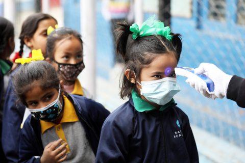 १० महिनापछि आजबाट काठमाडौंका सबै विद्यालय सञ्चालनमा आउने